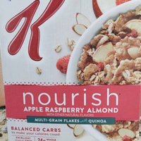 Special K® Kellogg's Nourish® Apple Raspberry Almond Cereal uploaded by Jodi M.