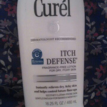 Photo of Curél® ITCH DEFENSE® FRAGRANCE FREE LOTION FOR DRY ITCHY SKIN uploaded by Whitney G.