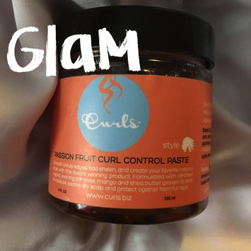 Photo of Curls Blueberry Curl Control Paste - 4 oz uploaded by marlene c.