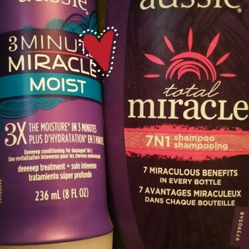 Aussie Total Miracle Collection 7 N 1 Shampoo uploaded by Rose G.