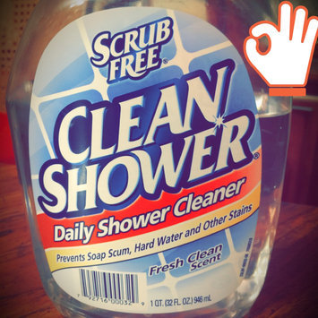 Scrub Free Clean Shower Daily Shower Cleaner uploaded by Christy B.