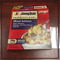 Jimmy Dean Breakfast Bowls Meat Lovers uploaded by Amber B.