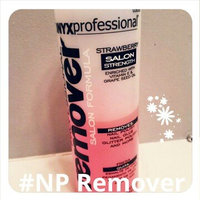 Onyx Professional Salon Strength Strawberry Scented Nail Polish Remover uploaded by Awilda F.