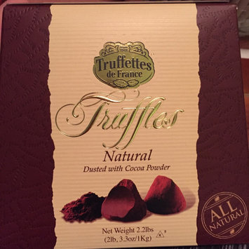 Photo of Chocolate Chocmod Truffettes de France Natural Truffles 2.2 lbs uploaded by Ntia C.