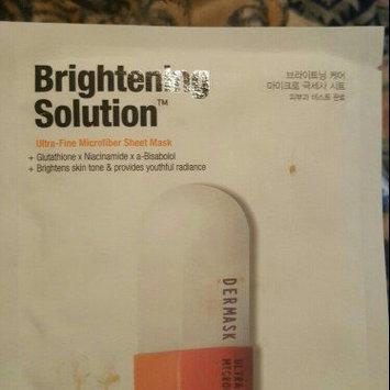Dr. Jart+ Brightening Solution(TM) Ultra-Fine Microfiber Sheet Mask 1 Mask uploaded by Marilyn N.