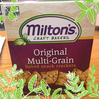 Miltons Original Multi-Grain Baked Snack Crackers, 9 oz, - Pack of 12 uploaded by Xiomara S.
