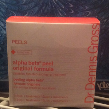 Photo of Dr. Dennis Gross Skincare Alpha Beta® Extra Strength Daily Peel uploaded by Kathleen K.