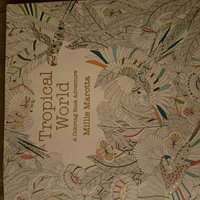 Tropical World: A Coloring Book Adventure uploaded by Celeste F.
