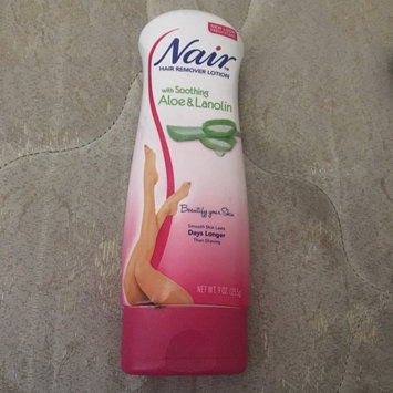 Photo of Nair Lotion uploaded by Monica C.