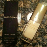 Dolce & Gabbana The Foundation Perfect Matte Liquid Foundation uploaded by Iana F.