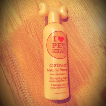 Photo of Pet Head Oatmeal Natural Shampoo 12oz PH10117 uploaded by Deven L.