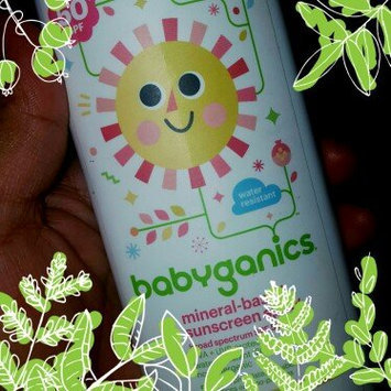 Photo of Babyganics Tear Free Mineral-Based Sunscreen Spray 50+ SPF uploaded by MELISSA Y.