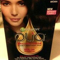 Garnier Olia Oil Powered Permanent Haircolor 4.0 Dark Brown uploaded by Vanessa O.