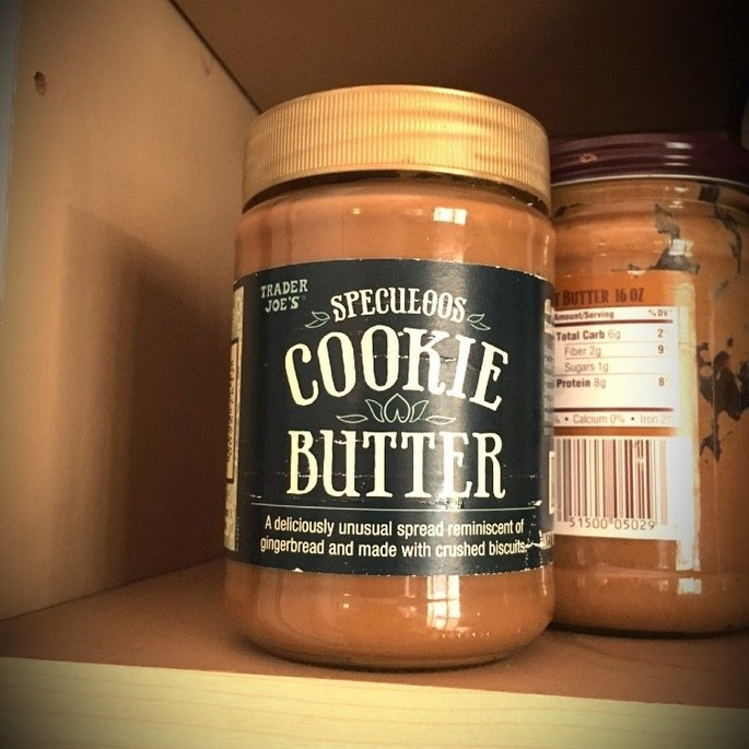 Trader Joe's Speculoos Cookie Butter uploaded by Fabian L.