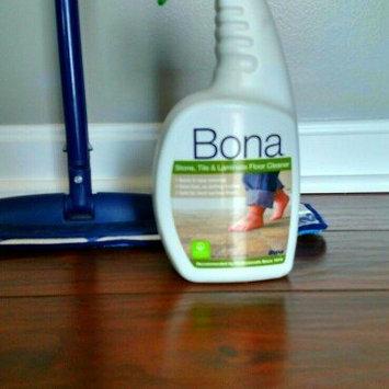 Photo of Bona Stone, Tile and Laminate Floor Cleaner 32oz Spray uploaded by kira d.