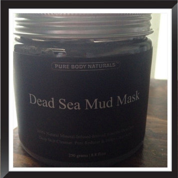 Pure Body Naturals Dead Sea Mud Mask uploaded by Jasmine J.