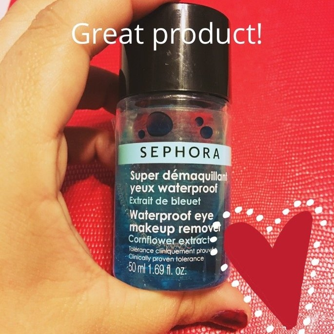 SEPHORA COLLECTION Waterproof Eye Makeup Remover uploaded by Jackie S.