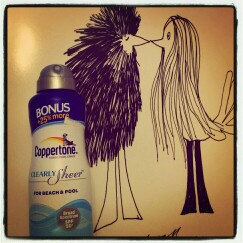 Photo of Coppertone Clearly Sheer Beach/Pool Lotion Spray SPF 50+ - 5 oz uploaded by Neith J.