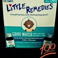 Little Remedies For Tummys Gripe Water All Ages - 2 CT uploaded by Whitney H.