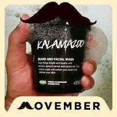 Photo of LUSH Kalamazoo Beard and Facial Wash uploaded by Jessica F.