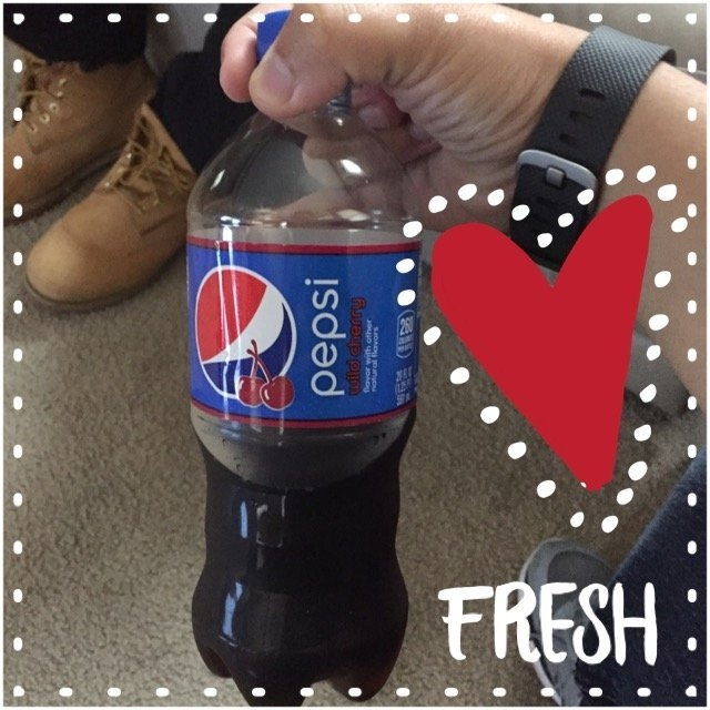 Pepsi® Wild Cherry Cola uploaded by Indya B.