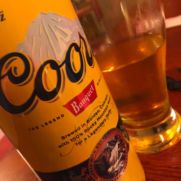 Coors Banquet uploaded by Kari L.