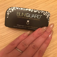 30 Pack - BlingGuard Bling Wraps Invisible Ring Guard Holders -Adds 1+ Ring Size uploaded by Vivian T.