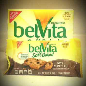 Photo of Nabisco belvita Soft Baked Oats And Chocolate uploaded by Alexis P.