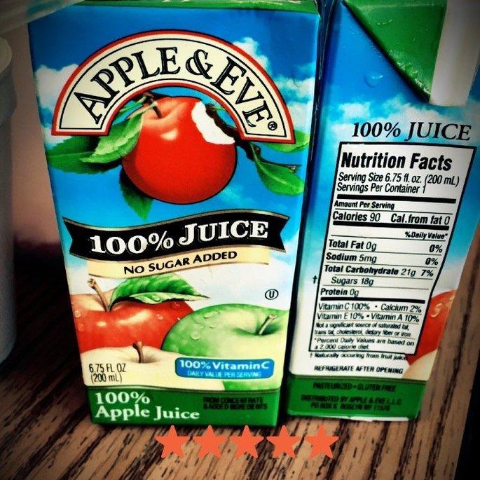 Apple & Eve Organics Apple Juice uploaded by Da P.
