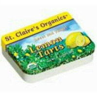 St Claires St. Claire's Organics - Lemon Tart Candy - 1.5 oz. uploaded by Yadilka V.