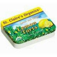St Claires St. Claire's Organics - Lemon Tart Candy - 1.5 oz. uploaded by Yadilka V.