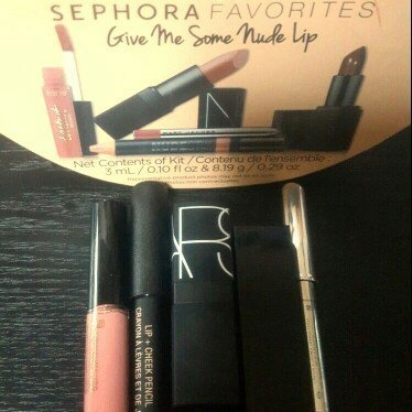 Sephora Favorites Give Me Some Nude Lip uploaded by M P.