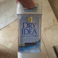 Dry Idea AdvancedDry Powder Fresh Clear Gel Deodorant uploaded by Brynn C.