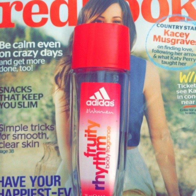 Women's Adidas Fruity Rhythm Body Spray - 2.5 oz uploaded by Lynda J.