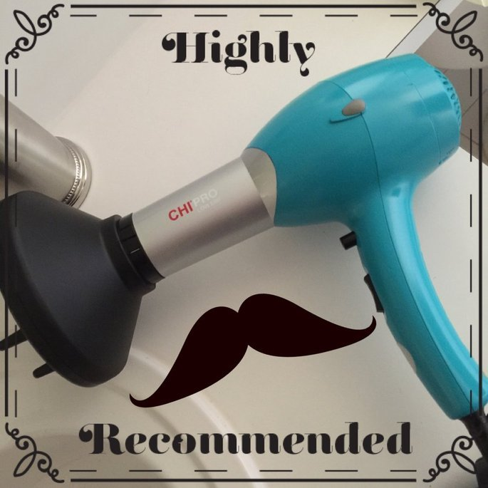 CHI Pro Low EMF Professional Hair Dryer with Diffuser uploaded by Odaliza R.