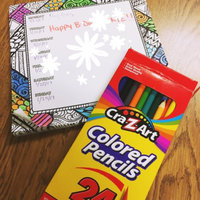 Cra-Z-Art Sharpened Colored Pencils Brighter Colors - 24 CT uploaded by Mireya U.