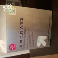up & up up&up 7-Day Advanced Whitening Wraps - 14 Count uploaded by Jess N.