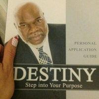 Destiny Personal Application Guide uploaded by Davia G.