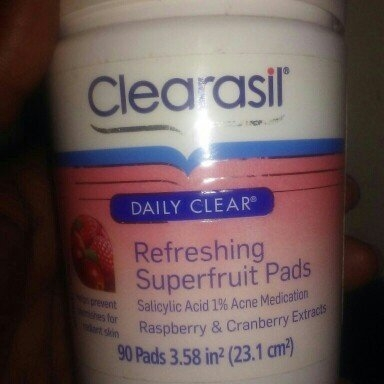Clearasil Daily Clear Refreshing Pads, 90 ea uploaded by Rena M.