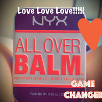NYX All Over Balm Argan Oil uploaded by Lori N.