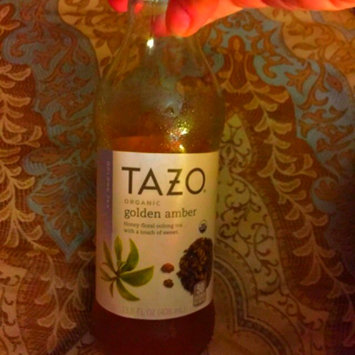 Photo of Tazo® Organic Golden Amber Oolong Tea 13.8 fl. oz. Glass Bottle uploaded by Tanya D.