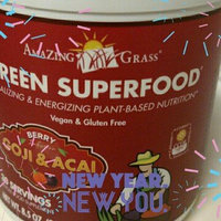 Amazing Grass Green SuperFood Berry uploaded by Kimberly R.
