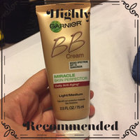 Garnier SkinActive 5-in-1 Miracle Skin Perfector Anti-Aging BB Cream uploaded by Sophia R.