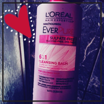 Photo of L'Oréal Paris Hair Expertise® EverPure Cleansing Balm uploaded by Areli B.