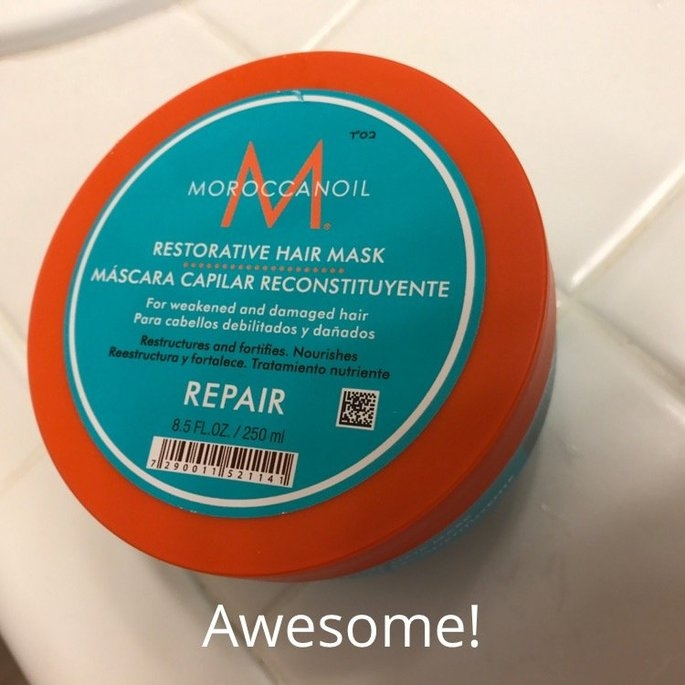 Moroccanoil Restorative Hair Mask uploaded by S Y.