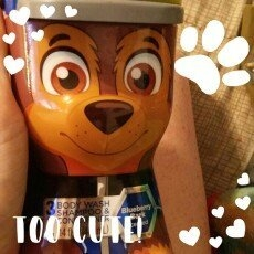 Paw Patrol Puptastic Punch Scented 3 in 1 Body Wash Shampoo & Conditioner, 14 fl oz uploaded by Amber B.