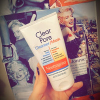 Neutrogena Clear Pore Cleanser/Mask uploaded by Bailey C.