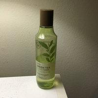 The Face Shop Baby Leaf Green Tea Oil Free Toner 150ml/5.07oz uploaded by Erin I.