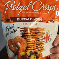 Pretzel Crisps® Deli Style Buffalo Wing Pretzel Crackers uploaded by Dora R.