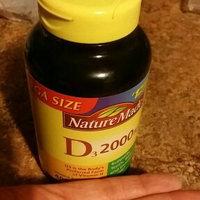 Nature Made Vitamin D3 2000 IU uploaded by Kristi B.